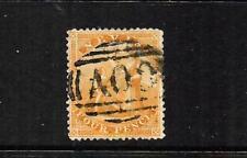 NEVIS  1866-76  4d  ORANGE  FU    SG 11
