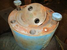 Chemineer gear mixer size 9 coupling hub and thrust plate surplus