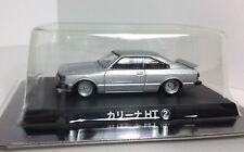 Aoshima  1980 Toyota Carina HT ** ** Detailed Import JDM *Silver**1/64
