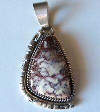 Pendant Jewelry Wild Horse Gemstone Sterling Silver 925