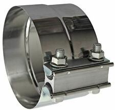 """5"""" Band Clamp Torctite Stainless Exhaust Step Clamps Lap Joint H-51115"""