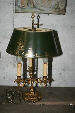 lampe bouillotte en bronze doré style louis XV