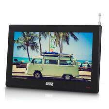 "August DA100D 10.1"" Portable HD TV with Freeview & Multimedia Player"
