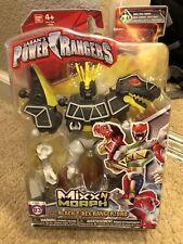 Power Rangers Dino Charge Mixx N Morph Black T-Rex Ranger Zord