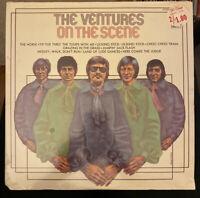 The Ventures- On The Scene- 1970 Vinyl LP- LST 8057- SEALED