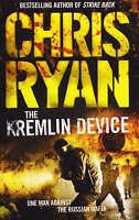 The Kremlin Device, Ryan, Chris, Very Good Book
