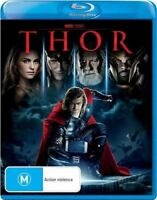 Thor (Blu-ray, 2013) BRAND NEW & SEALED