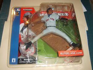 McFarlane MLB Legends Boston Red Socks Grey Variant Pedro Martinez....UnOpened