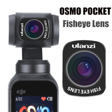 Ulanzi OP-8 Mini Magnetic Fisheye Lens For DJI Osmo Pocket Camera Gimbal