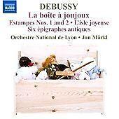 Claude Debussy - Debussy: Orchestral Works, Vol. 5 - La Boîte à Joujoux;...
