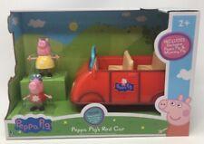 Peppa Pig Playset Peppa Pig's Red Car