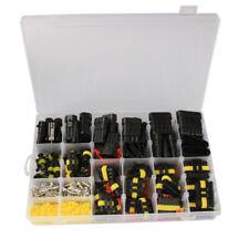 708pc Electrical Waterproof Connector 1-6Pin Plug Seal Car Boat Motorcycle Kit