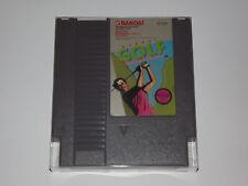 NES Bandai Golf: Challenge Pebble Beach Nintendo Entertainment System