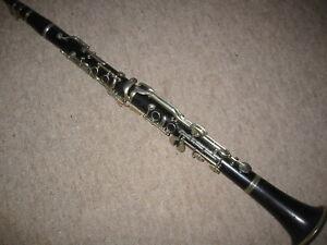 Schöne  Bb Klarinette