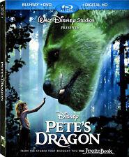 New Live Action 2016 Pete's Dragon Robert Redford on Blu-ray DVD & Digital Copy