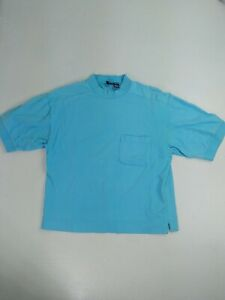 Merona Pocket T-shirt Vintage Size Large Unique Cut