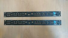API 7600 Channel Strip Mic Preamp Horizontal Rack Mount Face Plate Panels