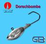 Meeresjig Dorschbombe 45g, 60g, 70g, Jig 6/0 Bleikopf VMC Barbarian 5150 BN