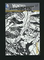 Worlds' Finest #2 (New  52), Sketch Variant Cover, High Grade