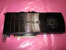 EVGA Nvidia Geforce GTX480 1.5 GB GDDR5 PCI Express x16 Video Card Parts Repair