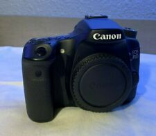 Canon EOS 70D 20.2MP Digital SLR Camera - Black (Body Only), Great condition