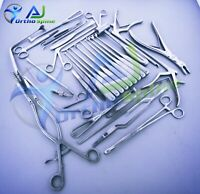 Laminectomy Set 35 Pcs Surgical Orthopedic Surgical & Spinal Instruments set A+
