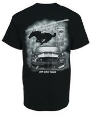 Shelby GT-350 Mustang Racehorse T-Shirt - FREE USA SHIPPING! GT350 Owners LOOK!!