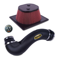 2011 2012 2013 Ford F150 5.0 Airaid Cold Air Intake Kit Free Shipping Dry Filter