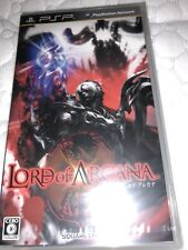 Lords Of Arcana sony psp japanese version