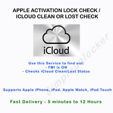 iCloud Activation Service for sale | eBay