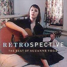 SUZANNE VEGA - Retrospective : The Best CD *NEW*