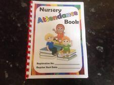 Registro presenze LIBRO Nursery