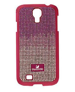 $80 Swarovski Thao Fuchsia Pink Bling Smartphone Case Samsung Galaxy S4 #5056161