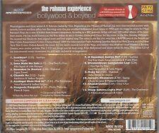 THE A. R RAHMAN EXPERIENCE BOLLYWOOD & BEYOND - NEW SARE GAMA 2CDs SET