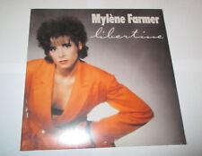 Mylene Farmer / Libertine maxi 45 tours vinyl  (neuf scellé) réédition 2018