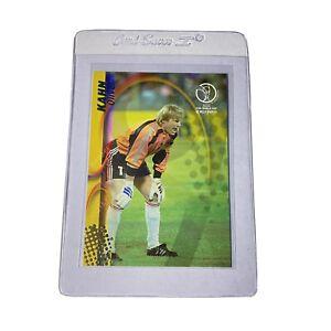 Oliver Kahn #50 Germany 2002 Panini FIFA World Cup Korea & Japan Card