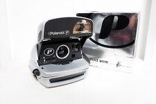 Vintage Polaroid P600 Instant film camera with box GOOD CONDITION.