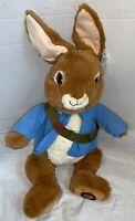 GUND Nickelodeon 4042617 Peter Rabbit Bunny Blue Jacket Stuffed Animal Plush New