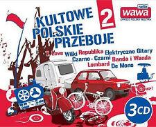 Kultowe polskie przeboje Radia Wawa 2  (CD 3 disc) 2012 NEW