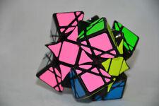 Nuevo Fangshi limcube 3x3 Dreidel Lim Cubo 3x3x3 Master Mixup Magic Cube Negro #kk