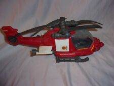 """2002 Toy Century Helicopter K-Copter Ariel Commander 14"""" Toy"""