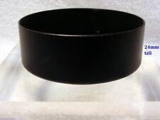 Vintage Metal 62mm Standard Lens Hood   Screw-in   Nice Quality   Used   $4.75  