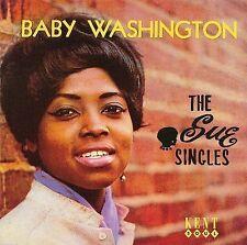 The Sue Singles by Baby Washington (CD, Jun-1996, Kent)