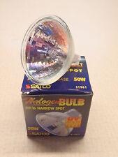 S1961 Satco 50W Halogen Light Bulb lot of 4