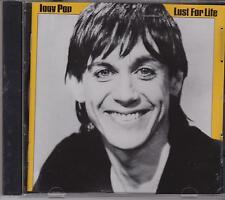 IGGY POP - LUST FOR LIFE - CD - NEW -