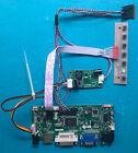 """HDMI VGA DVI Audio Driver Board for 10.1"""" 1280x800 B101EW04 V.0 LTN101AL01-701"""