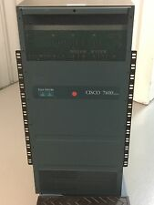 Cisco 7609 Edge Router - 10 Gigabit Wired with 5 additional line cards