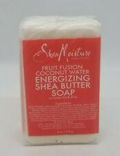 Shea Moisture Fruit Fusion Coconut Water Energizing Shea Butter Bar Soap
