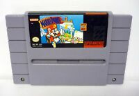 MARIO PAINT Super Nintendo SNES Game CLEANED & TESTED 1992