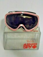 Spy GS-140 Soldier Snow Goggles Optical Class 1 Filter Category S2 - SN S8CT01